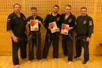 Kenpo Karate Test with Kent Lund Simonson, Peder Møller Wagner and Malthe Karlsson.