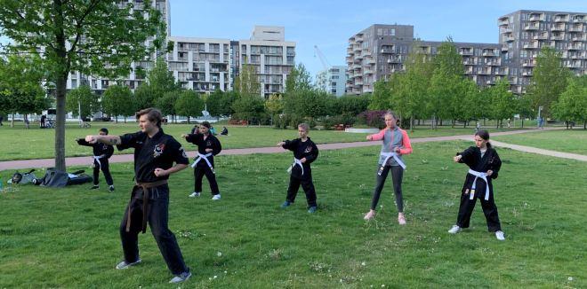 Kenpo karate københavn